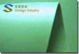 UNISIGN_PVC_Coated_Tarpaulin_tent_truck_Cover